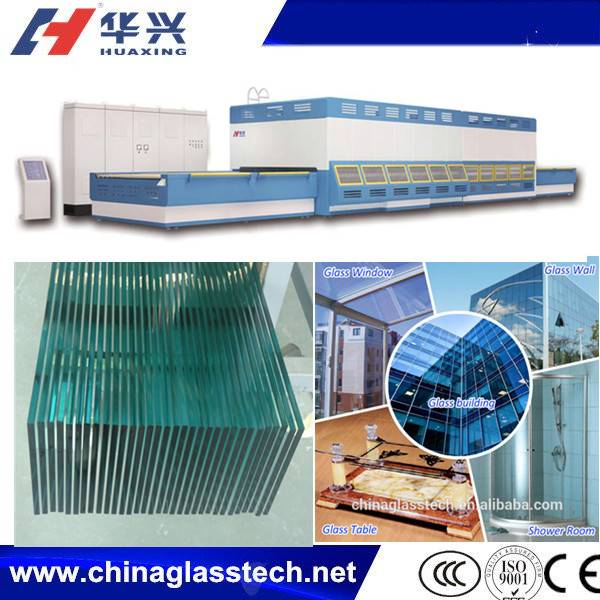 More Efficient Glass Horizontal Tempering Furnace