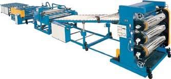 plastic plate(sheet)production line