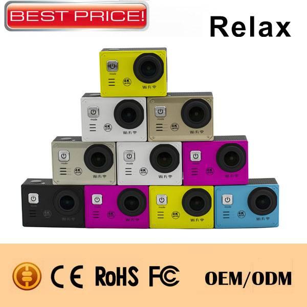 Action Camera Ultra 4K 30M Waterproof Sports Camera Video DV