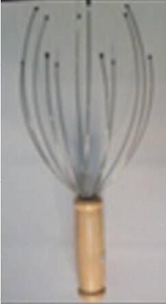 2013 best seller intelligent beings electric head massager
