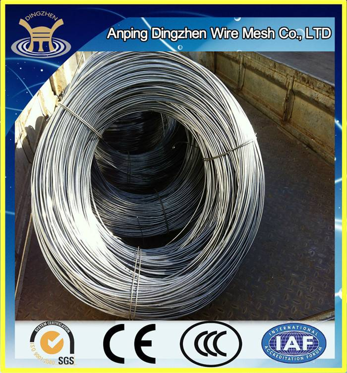 China Factory Spot Supply Cheap Hot Dipped Galvanzied Iron Wire