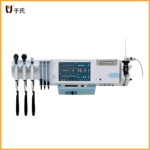 Medical Equipments Multi-function Informanization Wall Mounted Vital Signs Diagnosis System