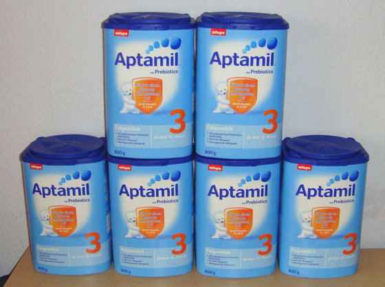 Aptamil Infant Milk Powder