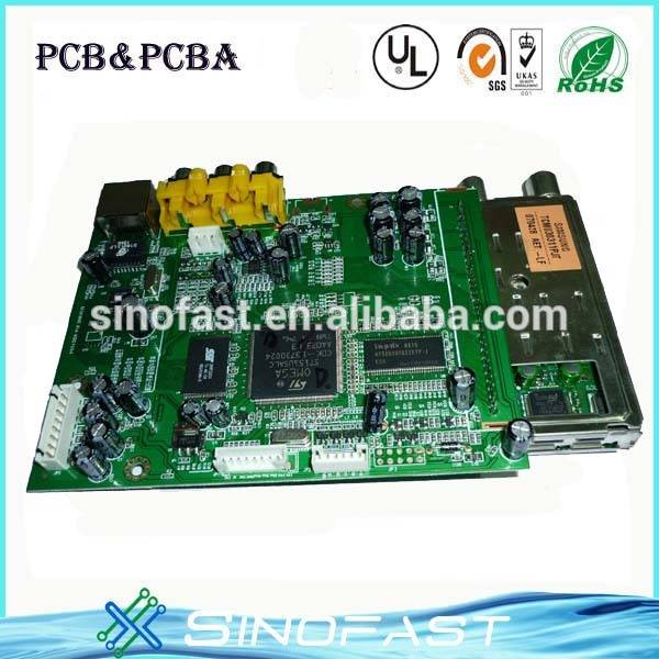 rigid electronic PCBA at very competitive price