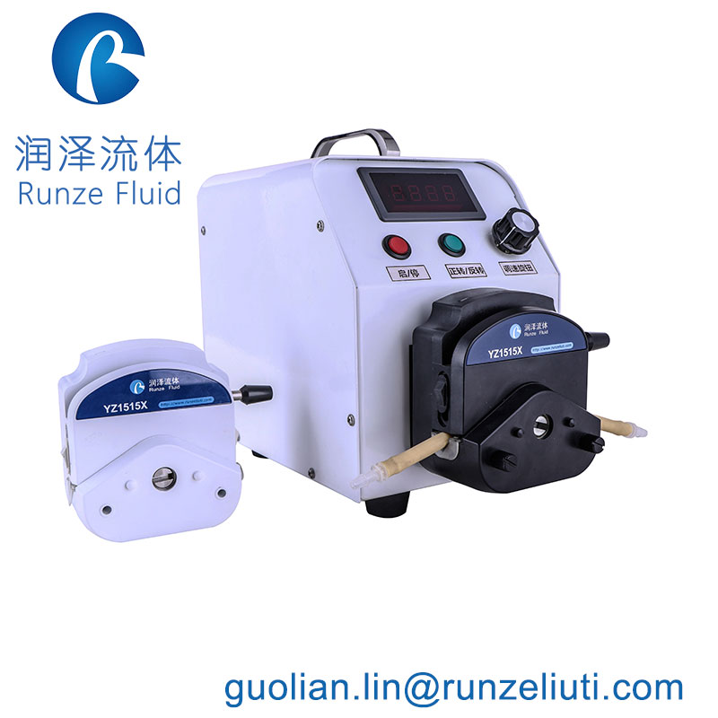creepage pump peristaltic pump