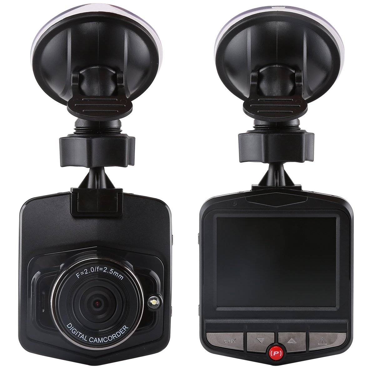 car recorder rearview mirror dvr 1080P with low price and G-SENSOR