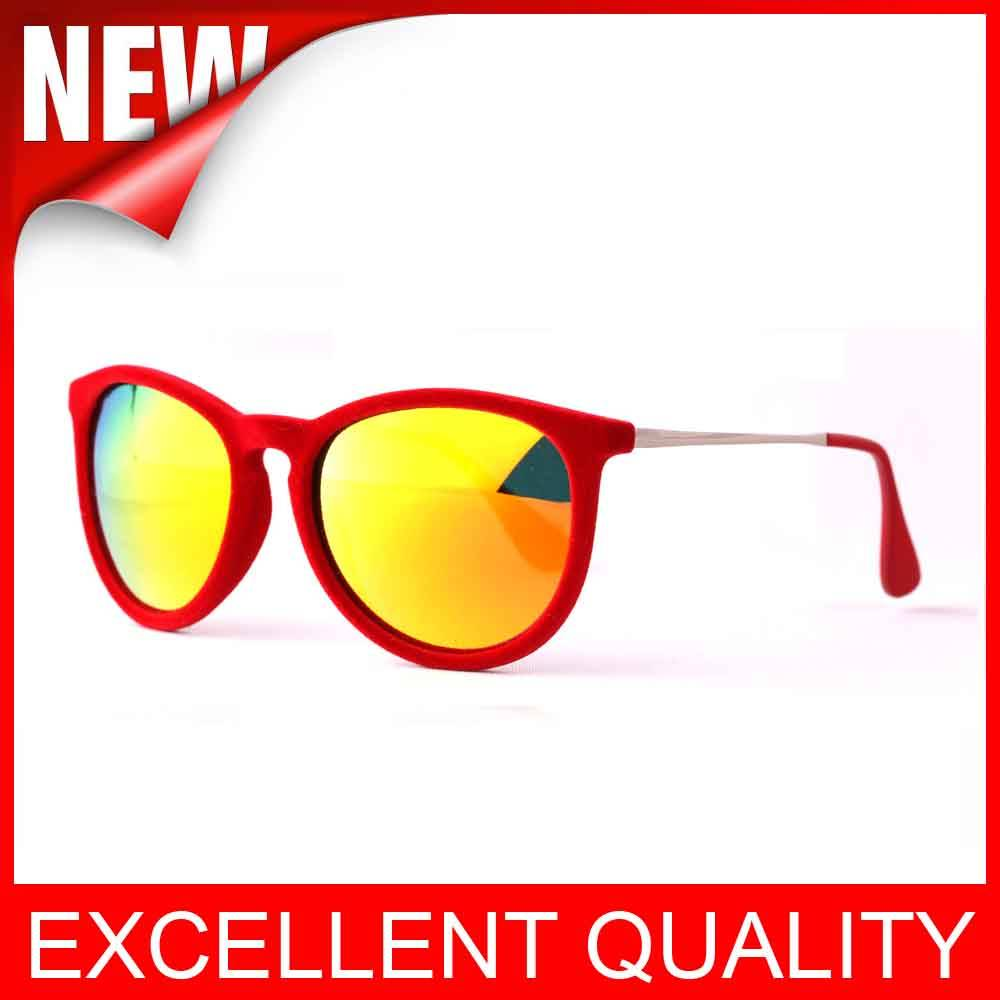Wholesale AAAAA quality ERIKA 4171 Velet frame Sunglasses glasses cheap price
