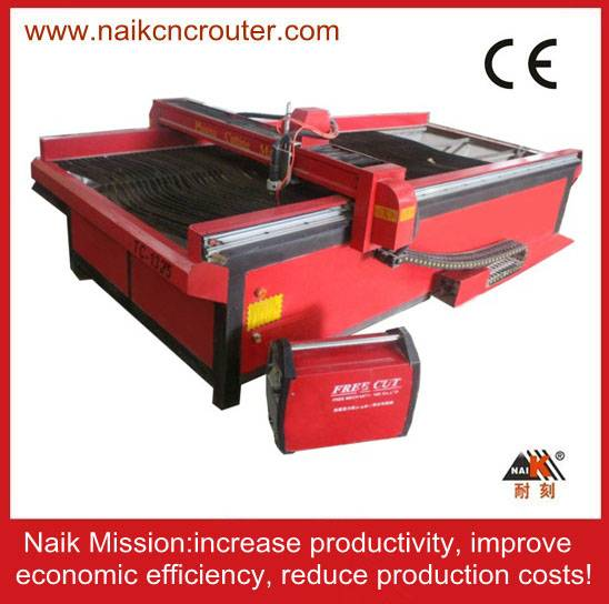 plasma cutting machine for metal cutting