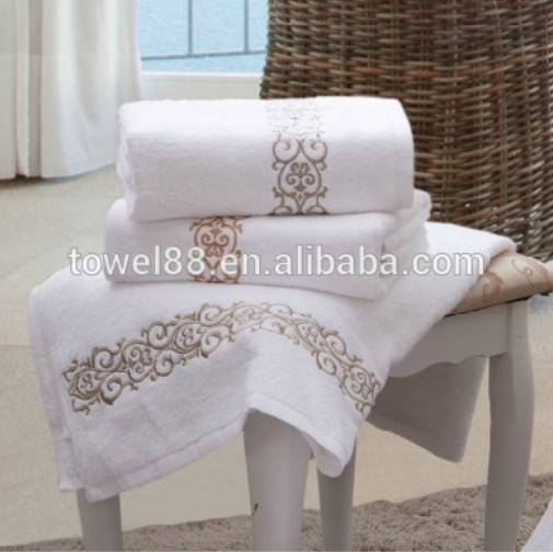 manufacturer wholesale 100 cotton hotel towels and bath towels