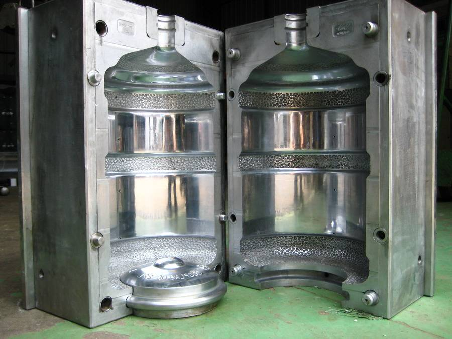 5 Gallon Plastic Injection Bottle Mould
