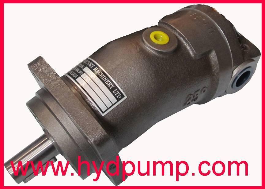 Bruninghaus Hydromatik Rexroth A2F pump motor