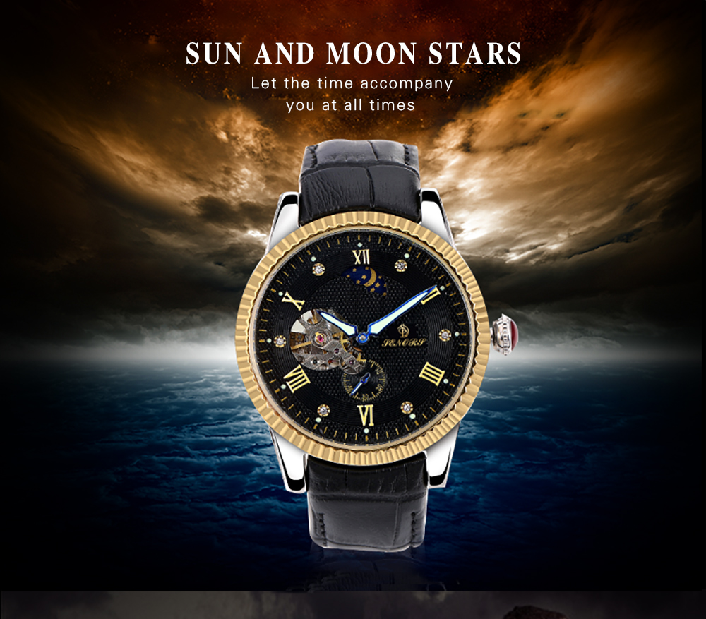 fashion unique hot selling japan automatic men watches made in china