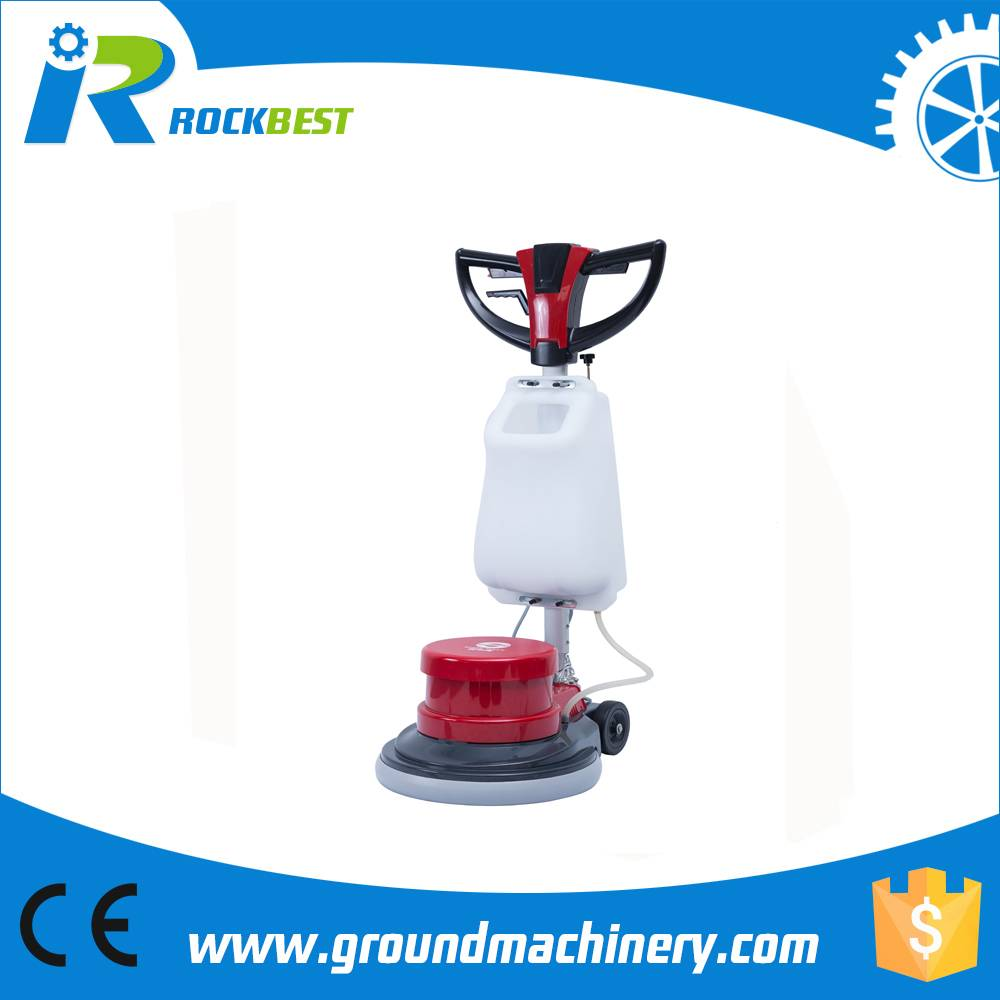 electric floor buffer polisher