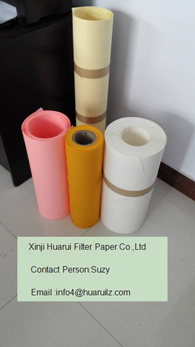 HV filter paper car air filter paper