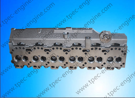 3913493, Natural Gas Cylinder Head for 6CT8.3