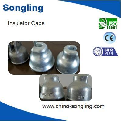 zinc sleeve ductile iron insulator cap