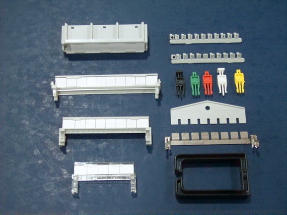 Accessaries For Connection&Disconnection Module(Krone Style LSA Module)dummy plug,disconnection plug