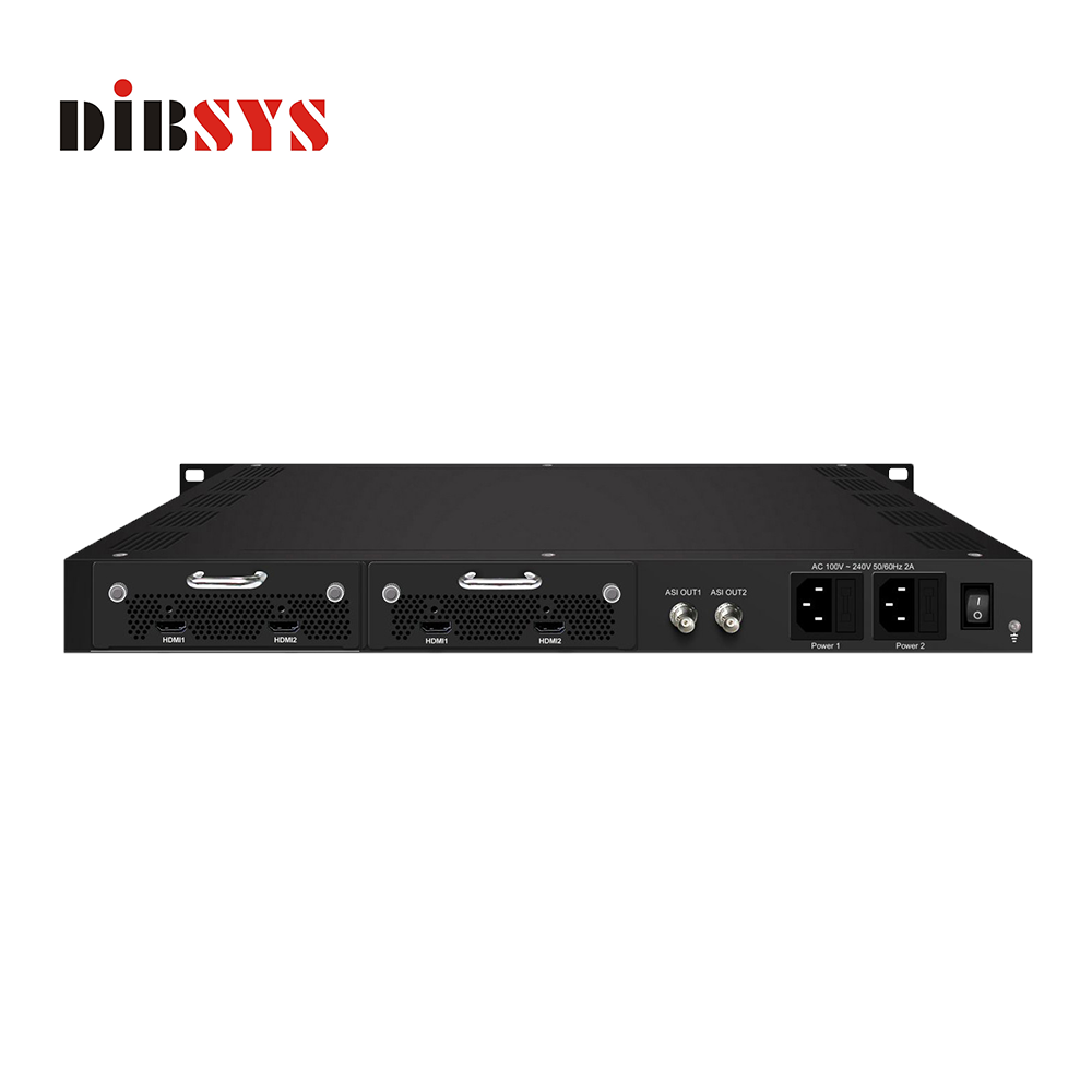 4 Channels MPEG-2 And H.264 HD/SD Encoder ENC3441