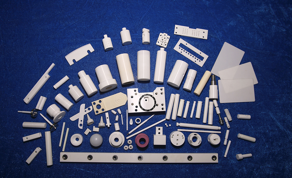 customized technical ceramic parts