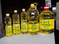 Pure 100% Refined Vegetable Sunflower Oil