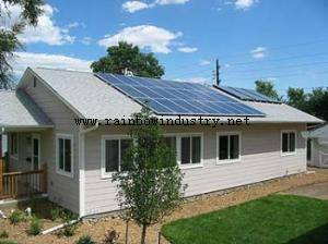 Grid on Home solar power system 5000W