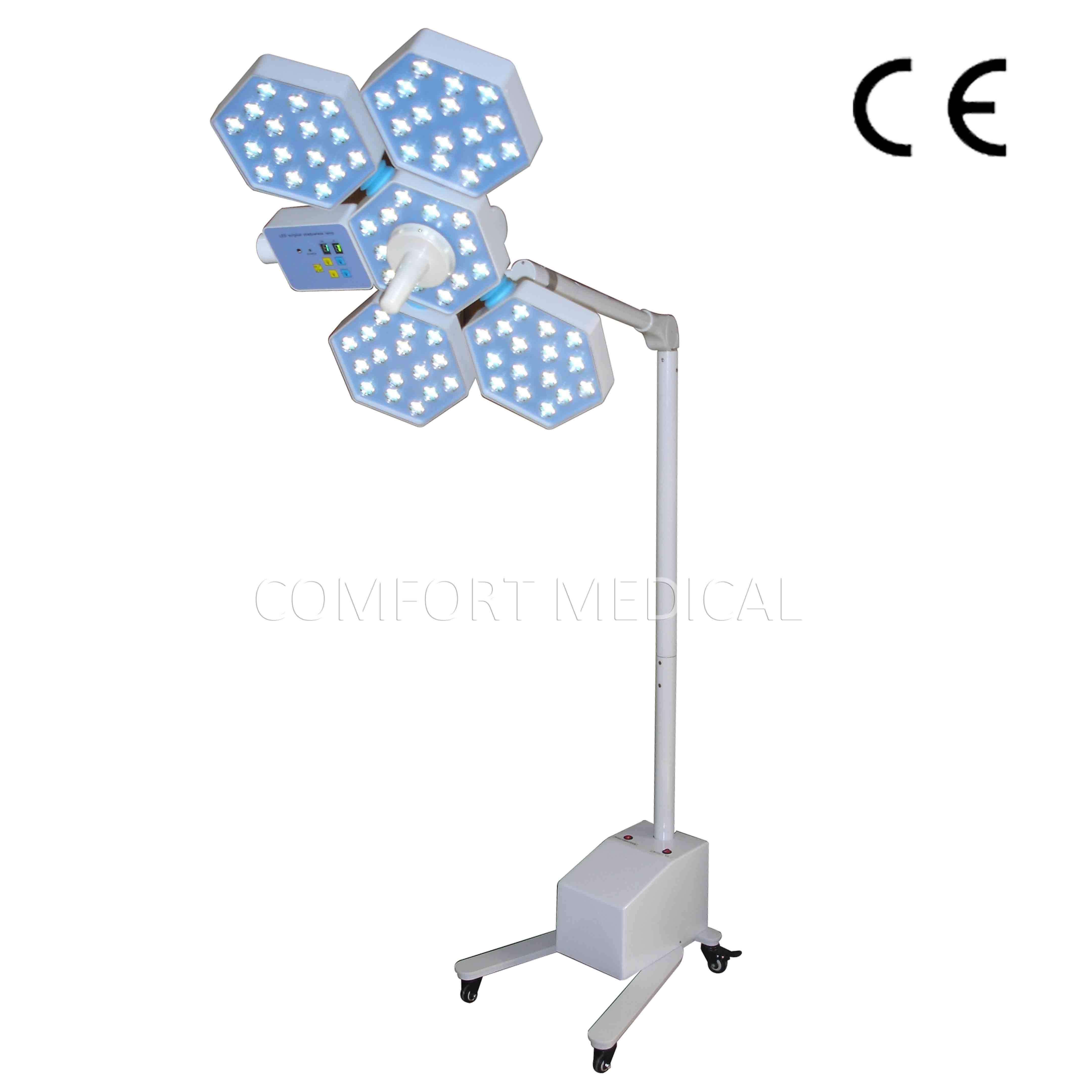 CF-LED05 portable hospital LED surgical lamp