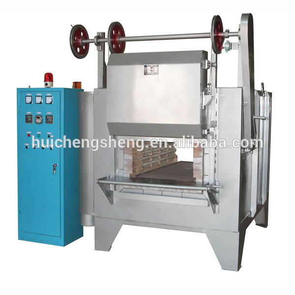 1200C High temperature industrial muffle chamber box type resistance furnace