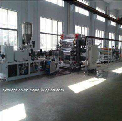 Professional PVC/WPC Foam Board Production Line for Furniture