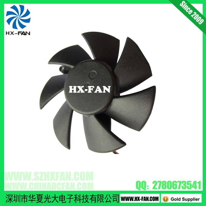 One Ball EPC Fan Brushless Fan Sleeve bearing  Brushless DC Fan 40X40X10mm