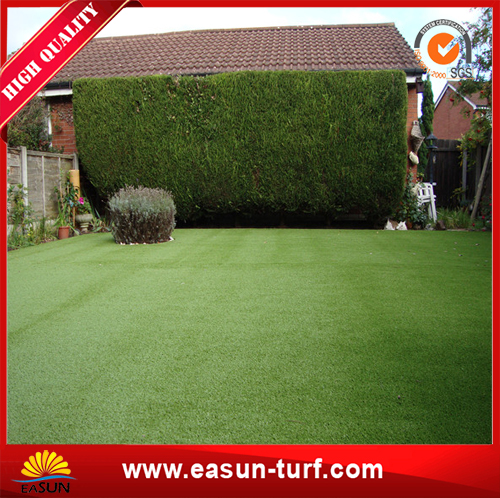 Natural Looking olive green synthetic artificial grass turf-AL