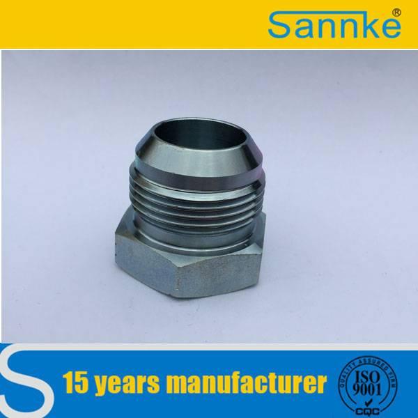 JIC Hydraulic Pipe Fitting Flare Plugs
