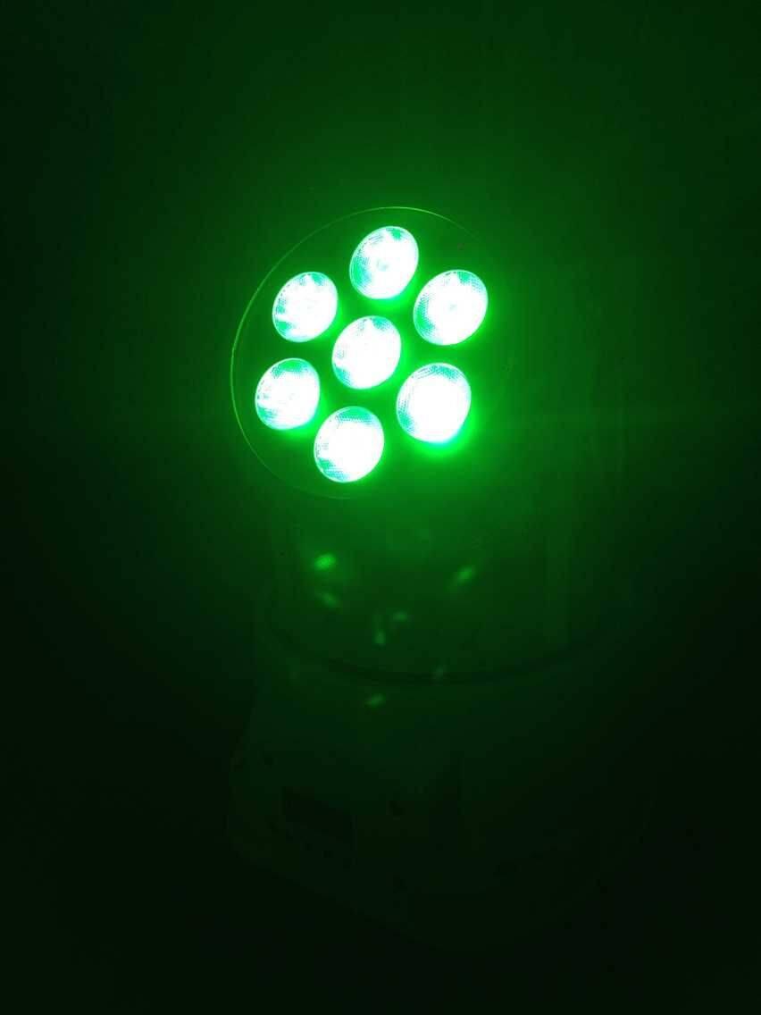 N-Y026B LED RGBW 4in1 moving head light