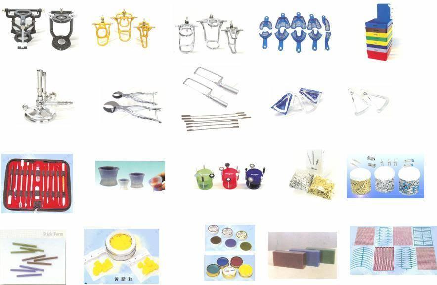 Dental laboratory instrucment