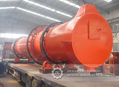 Professional Fertilizer Rotary Drum Dryer for Sale