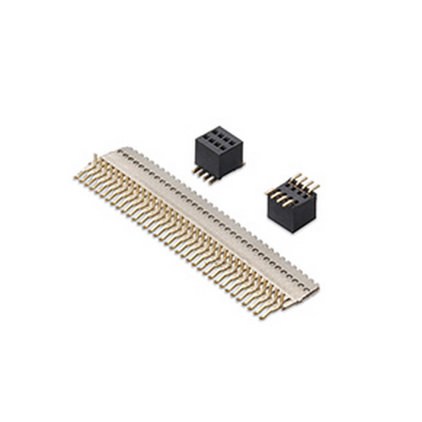 0.8mm pitch smt type female header connector