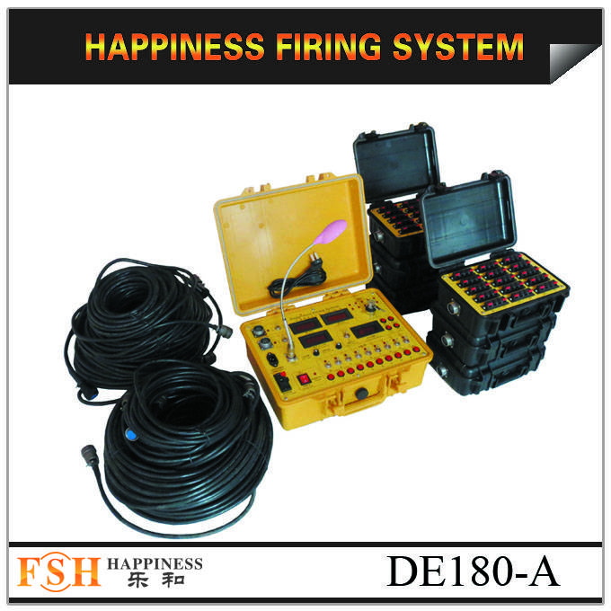 Liuyang Happiness Firing System 180 channels sequence fireworks firing system