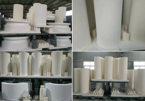Alumina Ceramic Tube(Isostatic Processing)