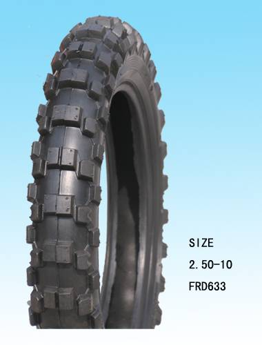 Off Road Motorcycle Tire 2.50-10