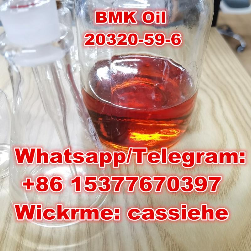 New BMK / BMK Oil CAS 20320-59-6 diethyl 2-(2-phenylacetyl)propanedioate CAS 28578-16-7 China Supply