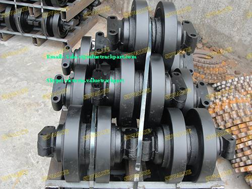Hitachi Crawler Crane CX500 Bottom Roller