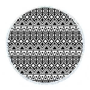 RS23 Symbol round towel