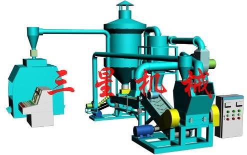 Waste Cable Recycling Machine