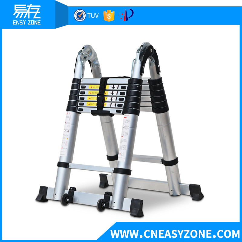 Easyzone ALUMINUM MULTI-FUNCTION STEP LADDER