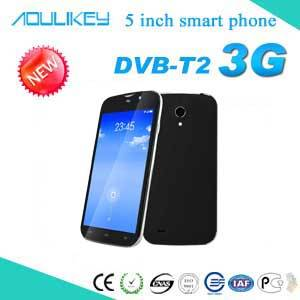 3G Digital TV smartphone for DVB-T2/DVB-T/ISDB-Ton Android  M501