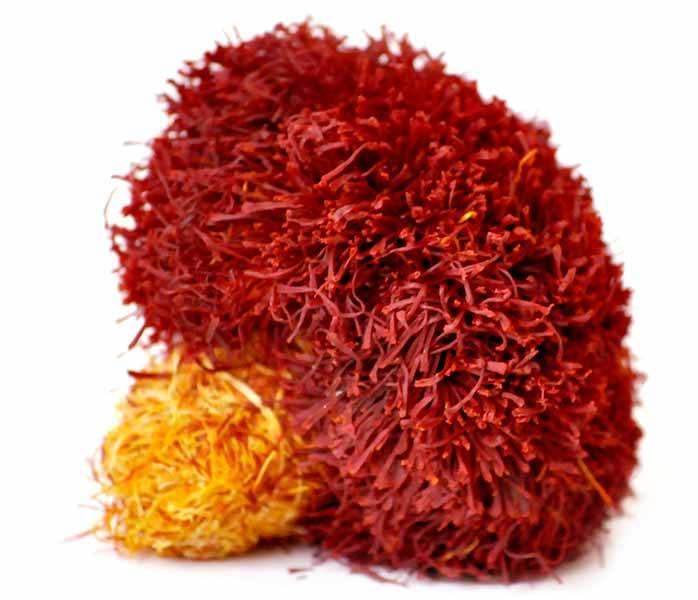 Dasteh (Bunch) Saffron