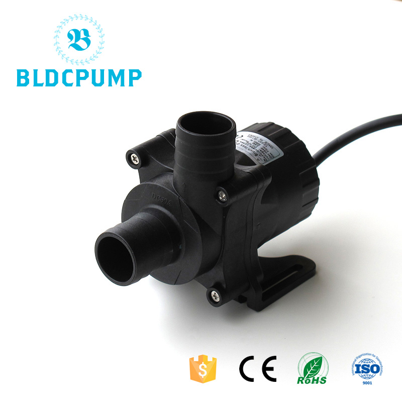 24V Inverter Water Pump, Brushless DC 3 phase Pump, Large Flow Rate 3600 LPH 5M, Swimming Pool Pumps