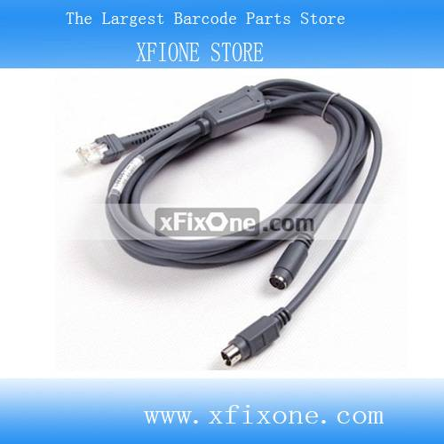 Symbol DS3407 PS/2 PS2 Keyboard Wedge Cable ( 5M ) OEM $46.00