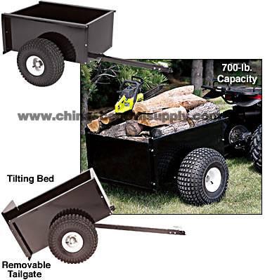 Off-raod ATV trailer TT0042