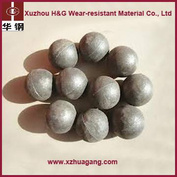 No breakage casting ball for ball mill grinding
