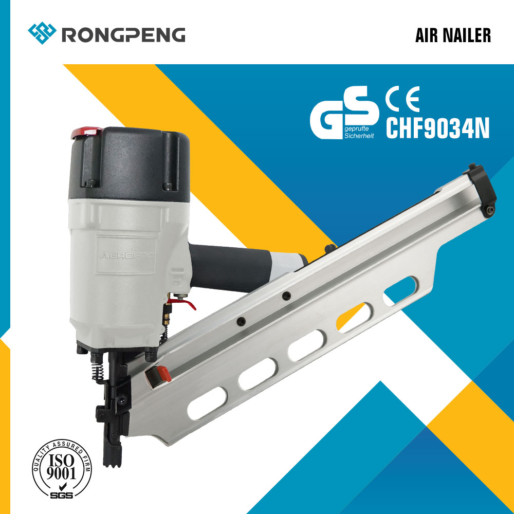 RONGPENG Air framing nailer CHF9034N
